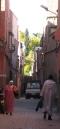 Calles de barrios alejados