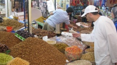 El mercado central de Agadir