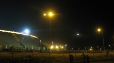 El estadio de la ciudad
