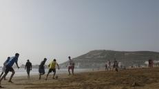 Picadito en las playas de Agadir
