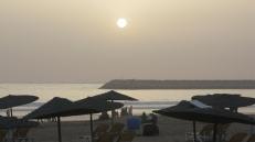 Las playas de Agadir y sus atardeceres sobre el Atlántico norte