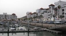 """La Marina, el lugar """"vip"""" en las playas de Agadir"""