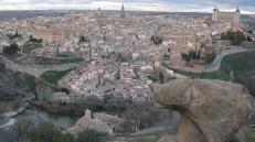 Toledo, Castilla la Mancha, España. Enero 2014