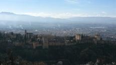 La majestuosa Alhambra