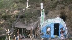 Las casas-cuevas en el Sacro Monte, Granada