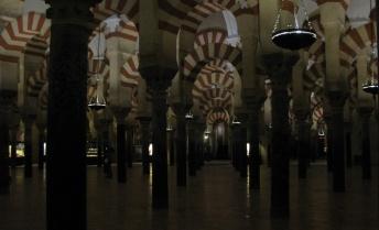 La mezquita/Catedral por dentro