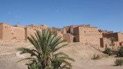 Parte de la ciudad vieja, Ouarzazate