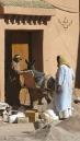 La ciudad vieja en Ouarzazate