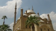 El castillo (y también mezquita) de Salah Al-Din