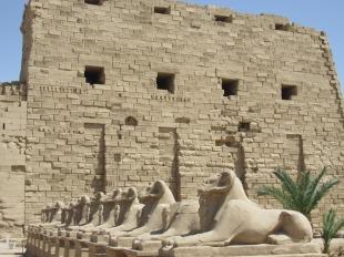 Templo Karnak, Lúxor