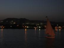 Orillas del Nilo, Lúxor