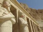 Templo de la única faraona egipcia, Hatshepsut, Lúxor