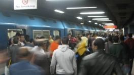 El Metro del Cairo, la mejor forma de viajar