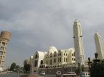 Aswán (o Asuán), Egipto. Iglesia copta, orodoxa. El ciristianismo tuvo influencia en la zona antes del Islam