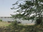 El Nilo en Dongola, Sudán