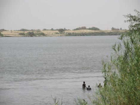 La hermosa virginidad del Nilo en Sudan