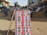 La venta de números de celulares
