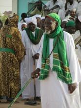 El baile de los sufíes, en Sudan. Todo se da en un contexto de alegría, hermandad.