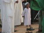 El baile de los sufíes, en Sudan