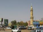 Las mezquitas en Sudan, similares a las de Egipto