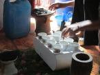 Ceremonia del café en Gondar