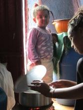 Café en Gondar