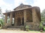 La Iglesia de Gondar, del SXIV