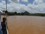 Rumbo a las cataratas del Nilo azul