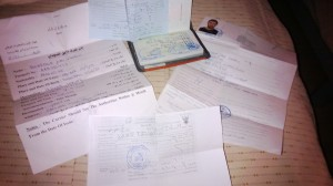 Visa, permiso de viaje, permiso para sacar fotos... nada fácil Sudán...