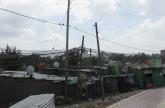 Las zonas precarias de Addis Ababa, Etiopía