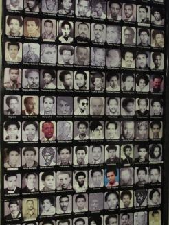 Lista de desaparecidos durante el gobierno comunista (74 al 91)