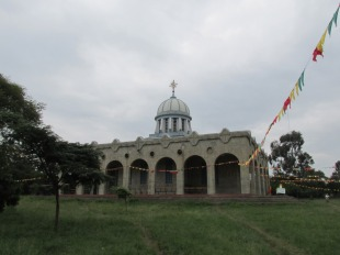Iglesia en Shashemene