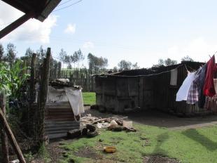 Casa de campo Nakuru, Kenia