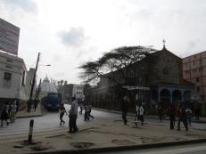 Iglesia cristiana en Nairobi