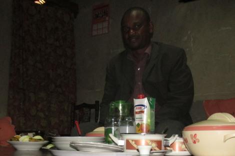 Bakari, el maestro de Mbeya, Tanzania