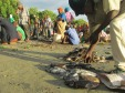El puerto de los pobres en Tanga, Tanzania