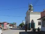 Una de las tantas mezquitas en el centro