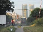 Los contrastes en Dar es Salaam, Tanzania