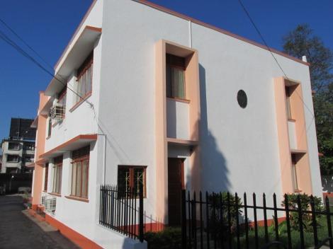 La embajada de Cuba en Dar es Salaam, donde vivió el Che durante 10 semanas