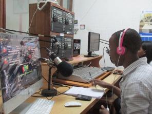 Radio de la universidad de Dar es Salaam