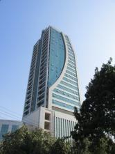 La modernida de Dar es Salaam, Tanzania