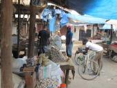 El mercado de Turiani