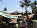 Los mercados en Turiani, Tanzania