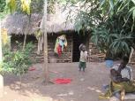 Casa de campesinos de Turiani, Tanzania