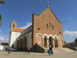 Iglesia católica en Iringa, Tanzania