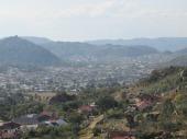 Iringa, Tanzania, desde lo alto
