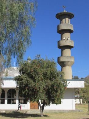 Mezquita en Mbeya, Tanzania
