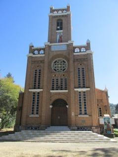 Iglesia católica en Mbeya, Tanzania