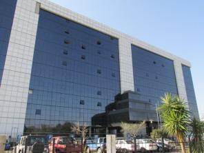 Edificio público en la capital