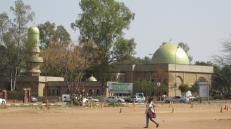 Mezquita en Gaborone